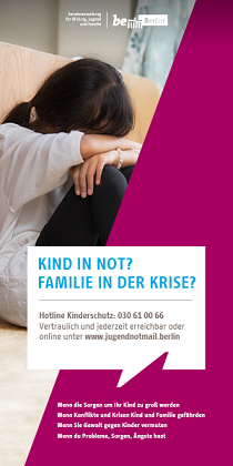 Kind in Not? Familie in der Krise?